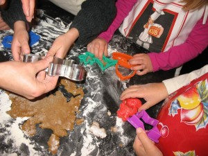 more kids = more mess!