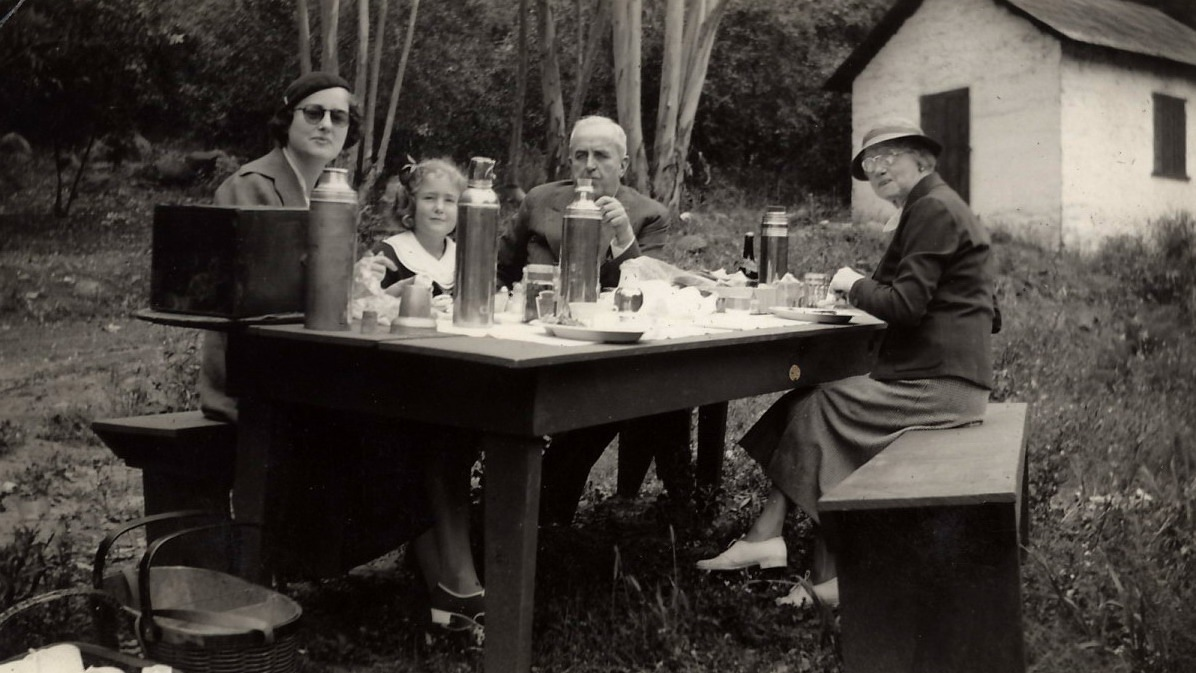 Family Food in 1938