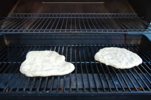 dough-on-grill