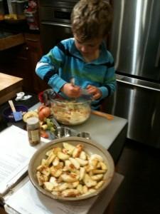 baking