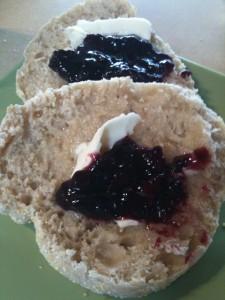 english muffin
